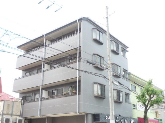 橋本ビルディングの外観