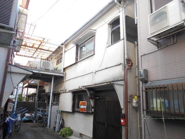 武庫元町1丁目花咲連棟貸家の外観