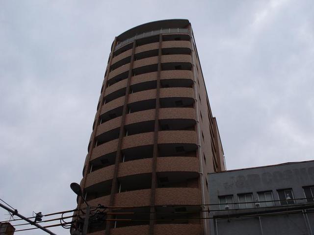 クラウンハイム日本橋1番館フラワーコートの外観