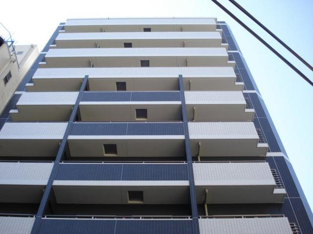 南堀江アパートメントグランデの外観