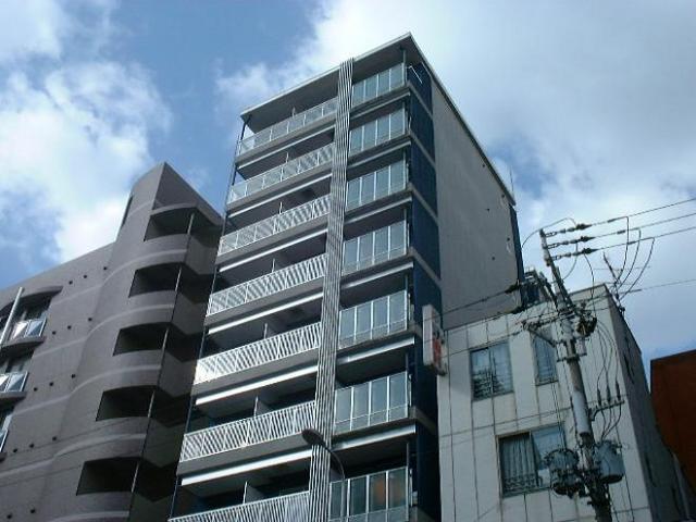 ベルシモンズ桜川の外観