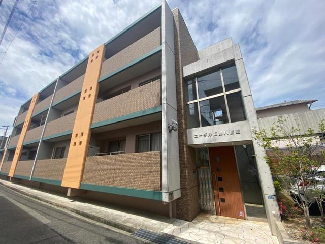 エーデル阪部八番館の外観