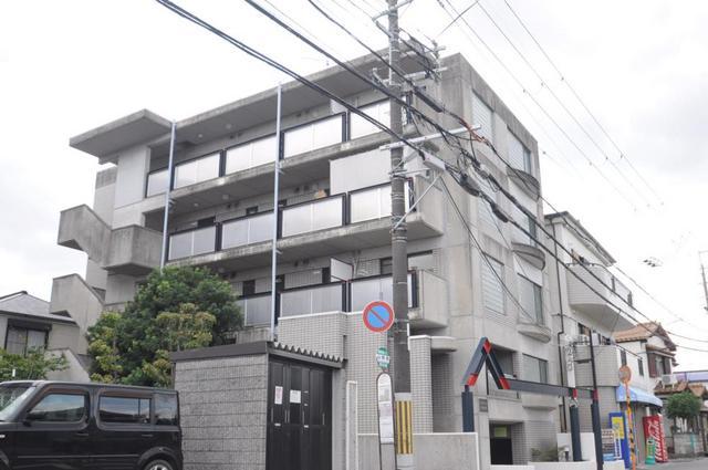 エクセレント伊丹山田の外観