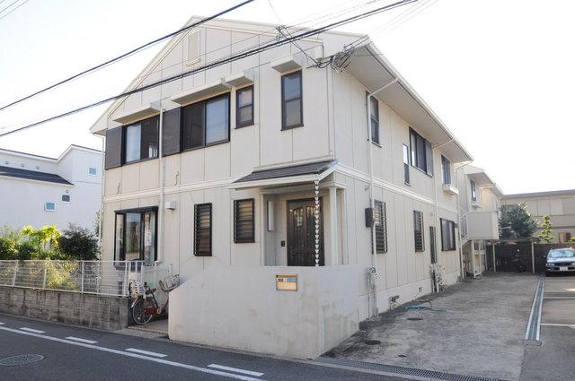 神田ハウスの外観