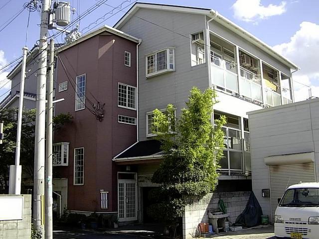 アパートメントハウス N・N の外観