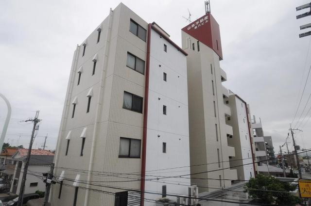 山本不動産第六ビルの外観