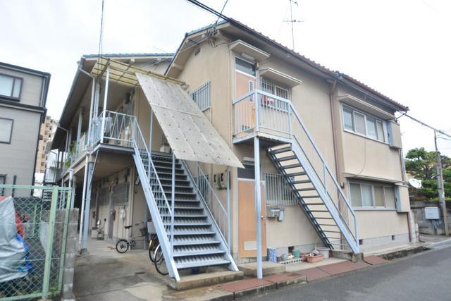 富士住宅の外観