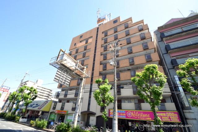 阪東ハイツ2の外観
