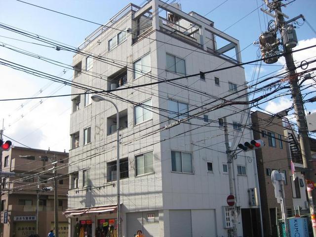 第2竹田ビルの外観