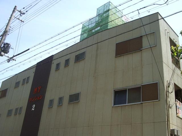 M'Yマンション2の外観