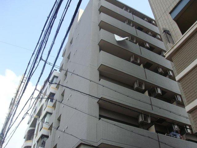 プレサンス阿倍野阪南町の外観