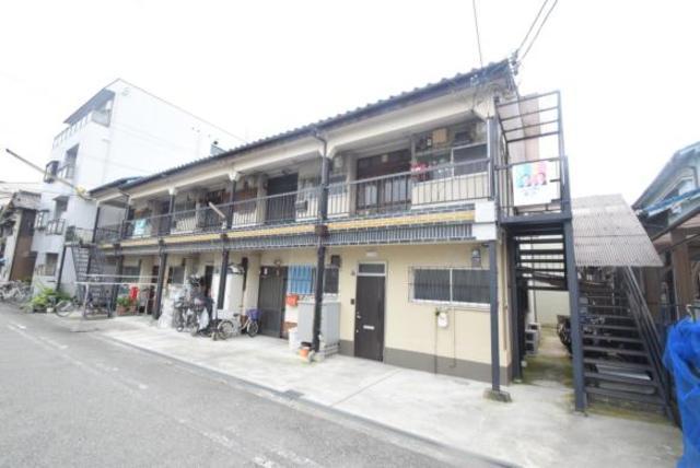 沢ノ町文化住宅の外観