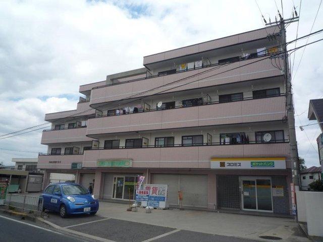 クレインストリート松本の外観