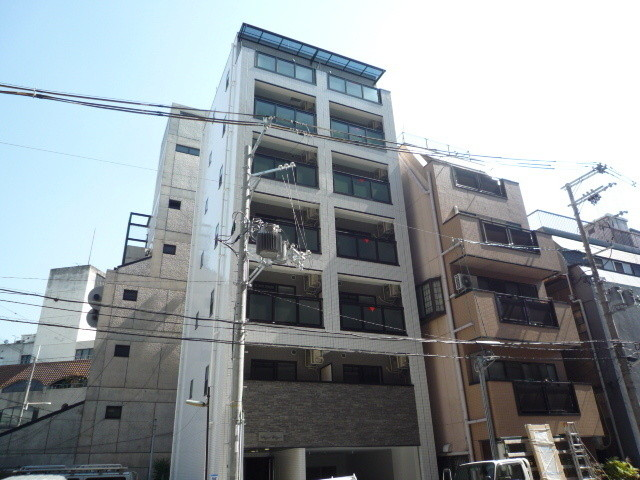 TKアンバーコート堺東の外観