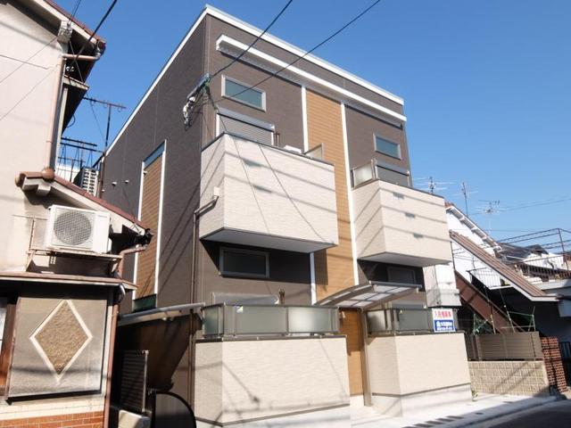 デル・メゾン堺市駅の外観