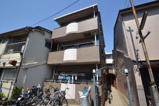 寺島パインマンションの外観
