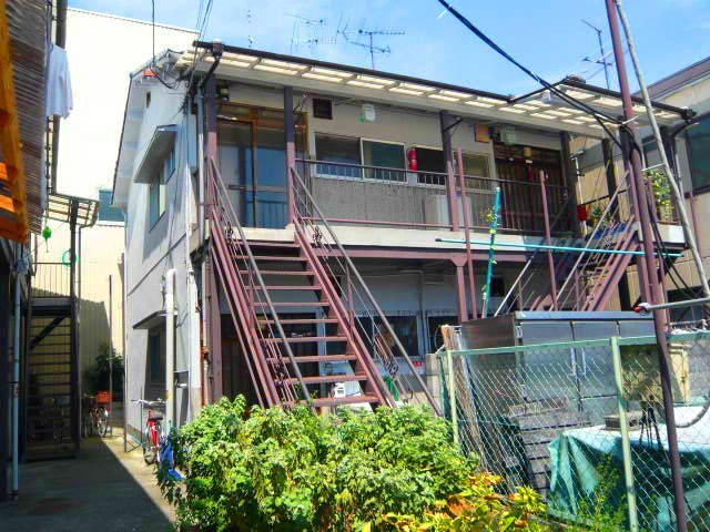 木島文化の外観