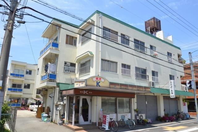 阪神マンションの外観