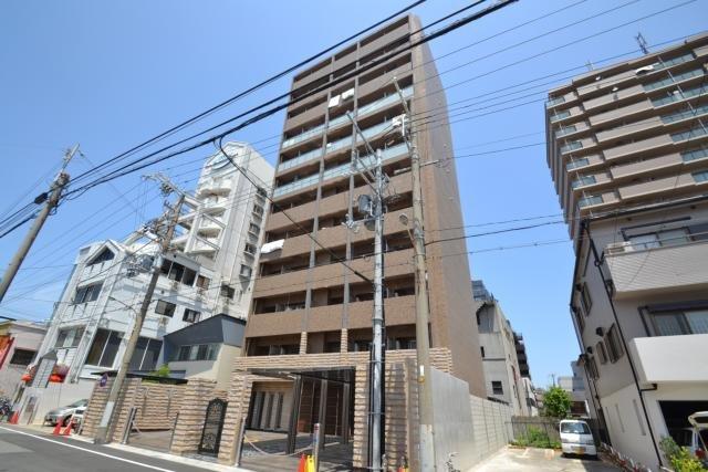 エクセルコート・昭和南通・Prime Residenceの外観