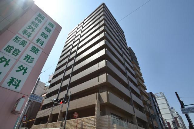 エクセルコート昭和通-Bright Place-の外観