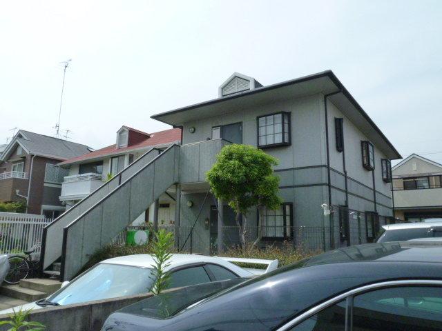 M'sハウスの外観