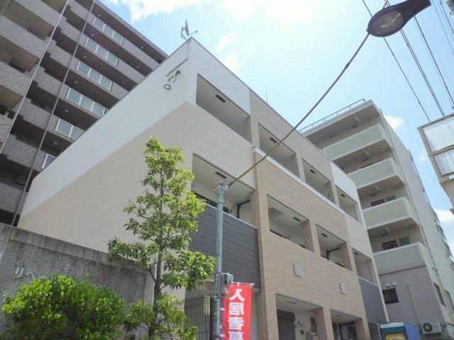 フジパレス夙川江上町の外観