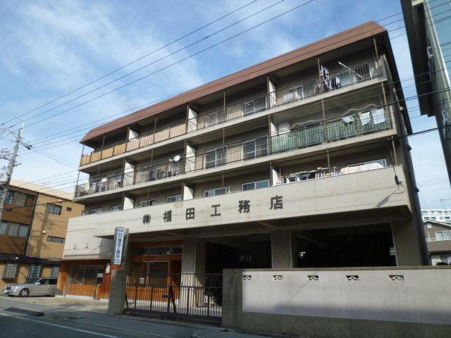 夙川第二ビルの外観