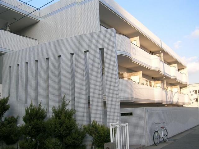 加島第6マンションの外観