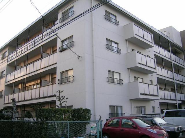 加島第2マンションの外観