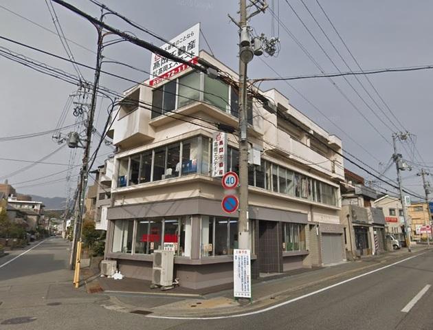 髙岡商事ビルの外観