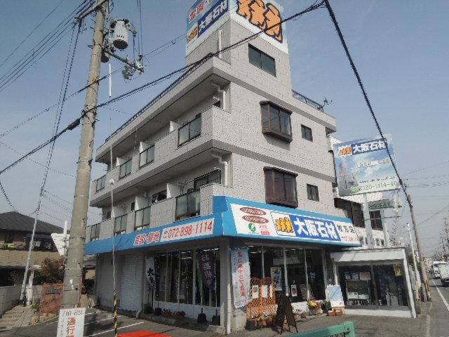 京阪錦マンションの外観