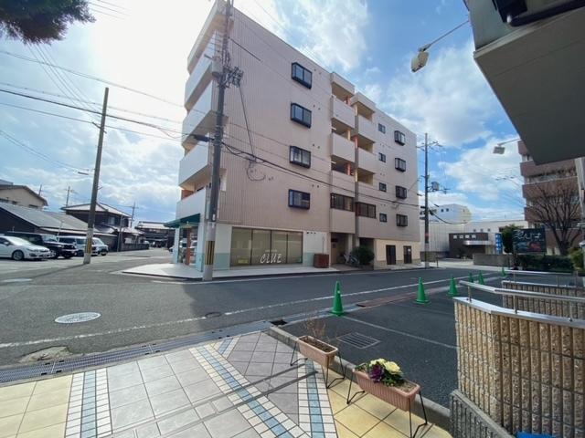 Mプラザ津田駅前弐番館の外観