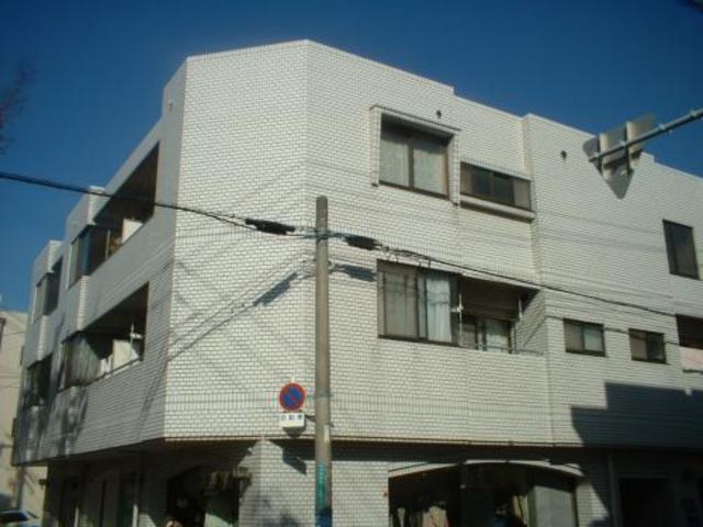 レジデンス今井1・2・3号館の外観