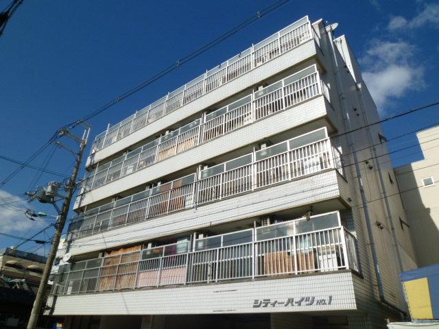 プレアール堺東2の外観