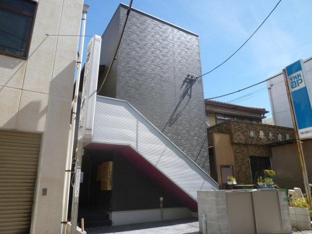 Luna堺東(ルナサカイヒガシ)の外観