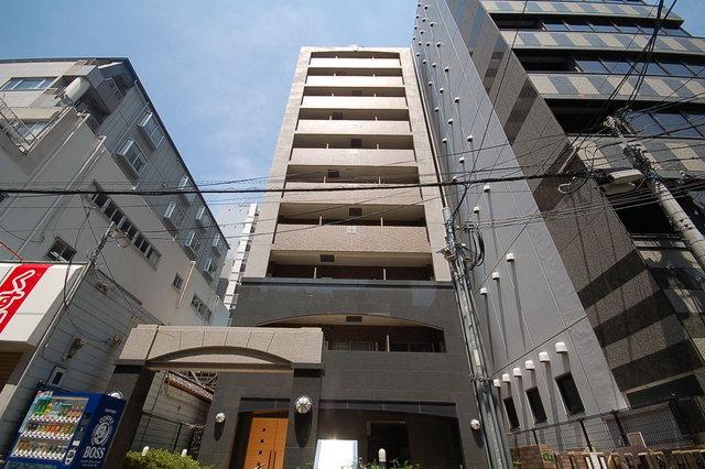 エイペックス梅田東の外観