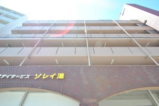 三木シャトーマンションの外観