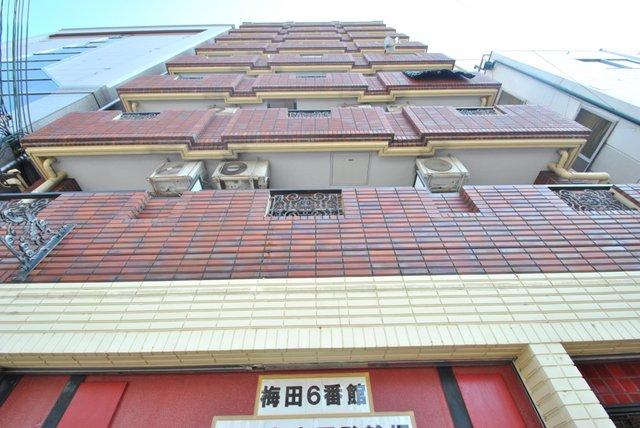 レアレア梅田6番館の外観