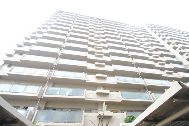 グリーンシティ大阪 1号棟の外観