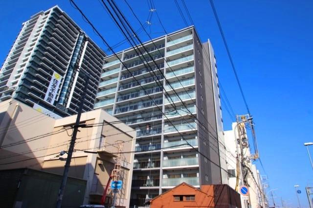 エス・キュート梅田東の外観