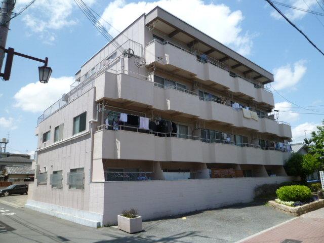 山崎第2マンションの外観