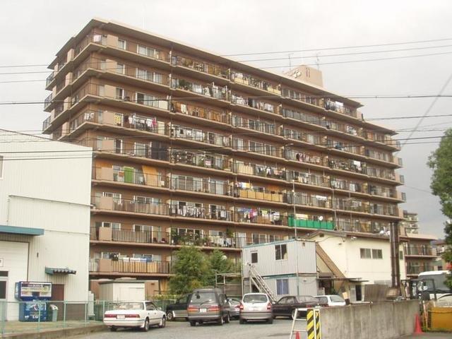 カルチェ茨木の外観
