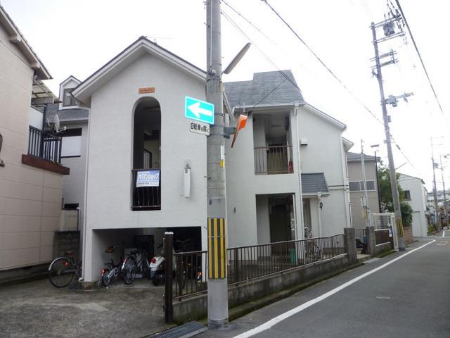 サンコア茨木の外観
