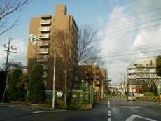 南茨木駅前ハイタウンF棟
