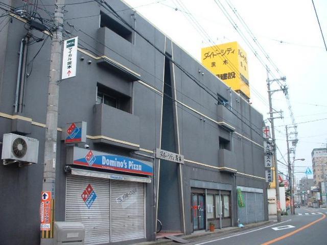 ダイドーシティ茨木の外観