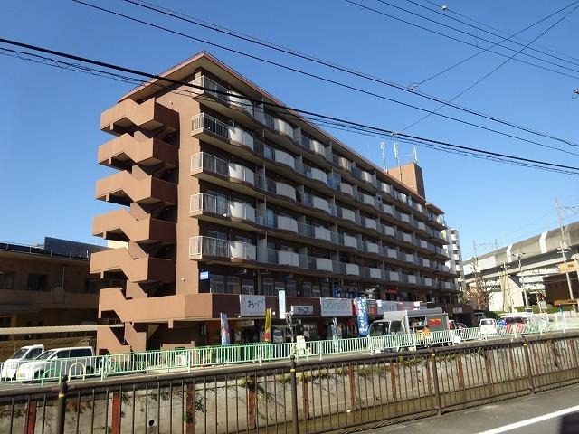 もりかずマンション南茨木の外観
