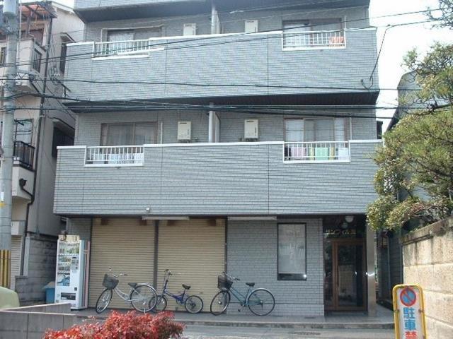 サンフィル茨木の外観