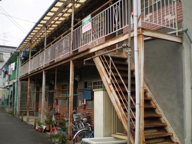 茨木ハウスの外観