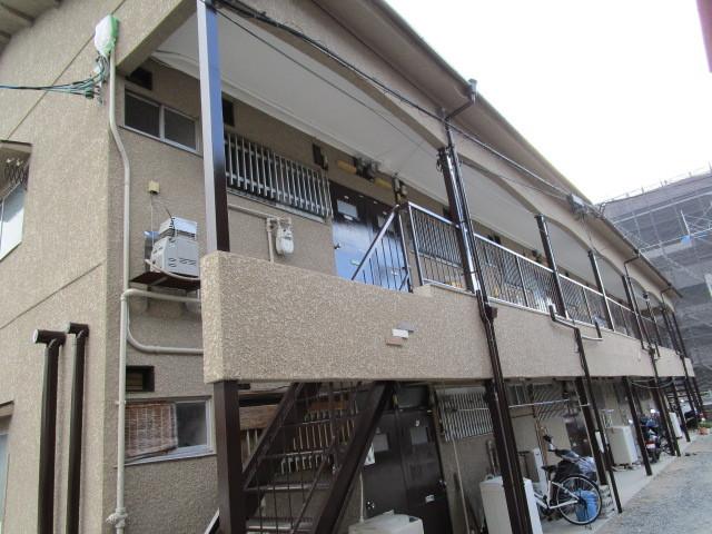 東太田文化の外観