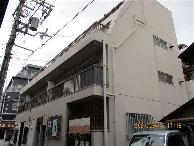 山崎第5マンションの外観